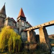 Huneazi Castle,Transylvania , Romania - Stock Photo