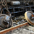 Stock Photo: Train accident