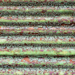 Pattern of a rough surface of rusty metal — Stock Photo #25883093