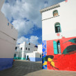 Asilah old medina, Morocco, Africa — Stock Photo