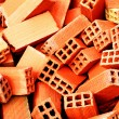 Bunch of bricks for construction — Stock Photo #25886557