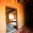 Stock Photo: Berber room, SaharDesert, Africa