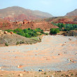 Stock Photo: Kasbah in Dades Valley, Morocco, Africa