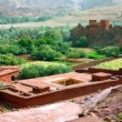 Kasbah in Dades Valley, Morocco, Africa — Stock Photo