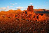 Moroccan Ruins in Atlas Mountains, Africa — Stock Photo