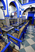 Moroccan indoor architecture — Stock Photo