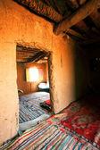 Berber room, Sahara Desert, Africa — Stock Photo