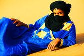 Berber look — Stock Photo