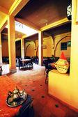 Moroccan interior — Stock Photo
