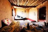 Berber room, Sahara Desert, Africa — Stock Photo