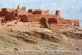 Moroccan kasbah — Stock Photo
