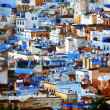 Chefchaouen Old Medina, Morocco, Africa — Stock Photo