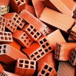 Bunch of bricks for construction — Stock Photo #25893303