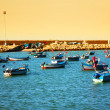Asilah Harbor, Morocco, Africa — Stock Photo