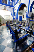Moroccan indoor architecture — Stockfoto