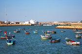 Asilah Harbor, Morocco, Africa — Stock Photo