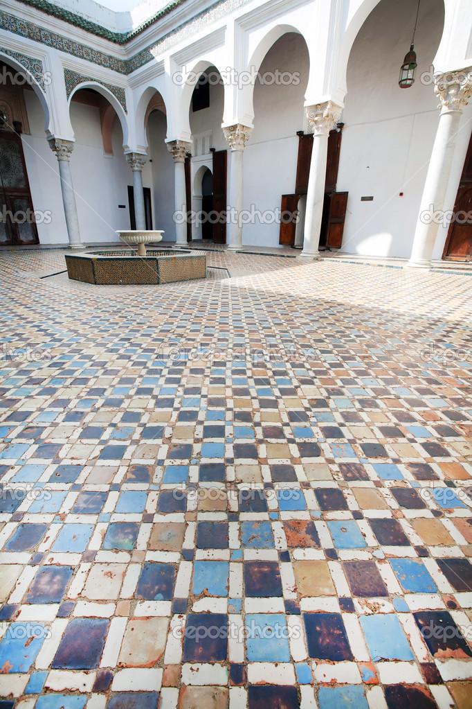 architettura marocchina nel museo di dar el makhzen foto On architettura marocchina