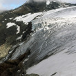 Teischnitz Glacier, Grossglockner, Austria, Europe - Stock Photo