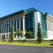 National Library, Bucharest, Romania — Stock Photo #25939671