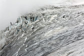 Teischnitz Glacier, Grossglockner, Austria, Europe — Stock Photo