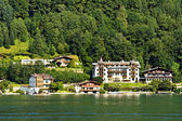 Zell am See, Austria — Stock Photo