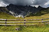 Koenigsjodler Ridge, Austria — Stock Photo