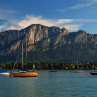 Worther See in Austria, Europe — Stock Photo