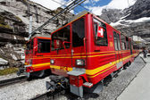 Jungfrau Bahn, Switzerland, Europe — Stock Photo
