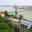Stock Photo: Danube in Budapest, Hungary, Europe