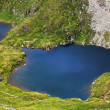 Capra lake in the Transylvanian Alps, Romania — Stock Photo