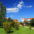 Stockfoto: Picturesque country villa