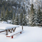 Winter alpine landscape — Stock Photo #26100607