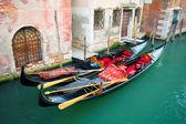 Gran Canal in Venice — Stock Photo