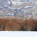 Winter alpine landscape — Stock Photo #26271139