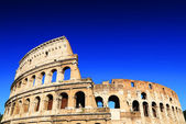 Colosseum in Rome, Italy, Europe — Stock Photo