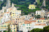 Amalfi architectural detail — Stock Photo