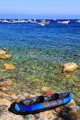 Capri isla, italia, europa — Foto de Stock