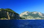 Capri eiland, italië, europa — Stockfoto