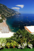 Positano. Beautiful view — Stock fotografie