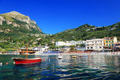 Amalfi Coast, Italy, Europe — Stock Photo