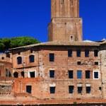 Sant' Anastasia Church and Torre dei Lamberti (Lamberti Tower), Verona, Italy, Europe — Stock Photo #28141685