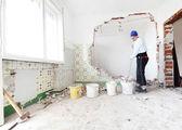 Home renovation — Stock Photo