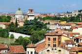 Aerial view of Verona, Italy — Stock Photo
