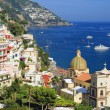 Positano Resort on the Amalfi Coast, Italy — Stock Photo #30266589