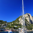 Yachting on the Mediteranean Sea — Stock Photo