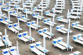 Beach relaxation — Stock Photo