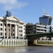 Thames and London City — Stockfoto #35497789
