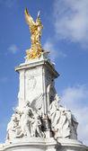 Memorial to Queen Victoria — Stock Photo