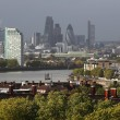 Foto Stock: Thames and London City