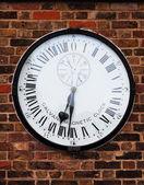 グリニッジの時計 — ストック写真